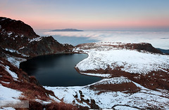 Rila Lake (Pavel Pronin) Tags: flowers lake snow mountains ice spring peak bulgaria rila  rilamountain    rilanationalpark panparks