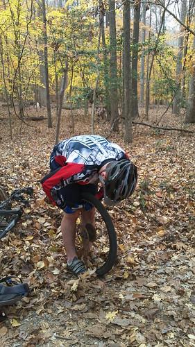 Biking November 13 006