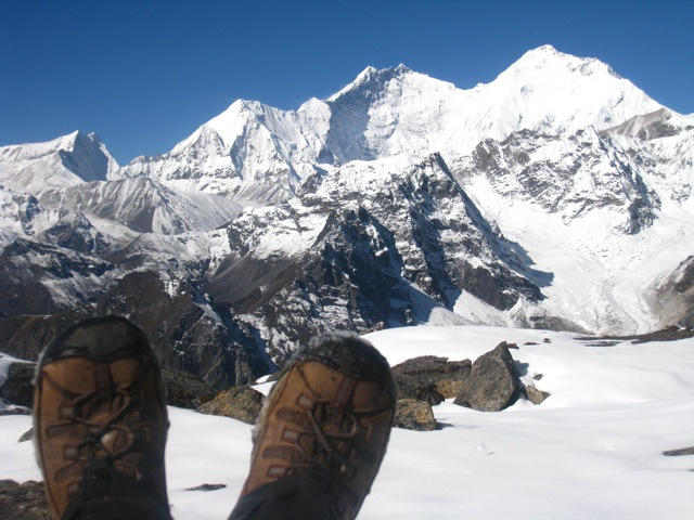 KEEN View of Mt. Everest