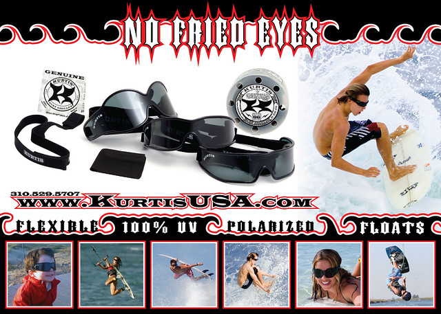Surfing Eyewear by Kurtis