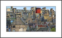 Dachlandschaft.. (roof scape..) (alfred.hausberger) Tags: roof landscape scotland edinburgh dach schottland dachlandschaft updatecollection