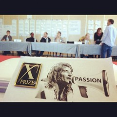 Day 2 of X PRIZE staff strategy session