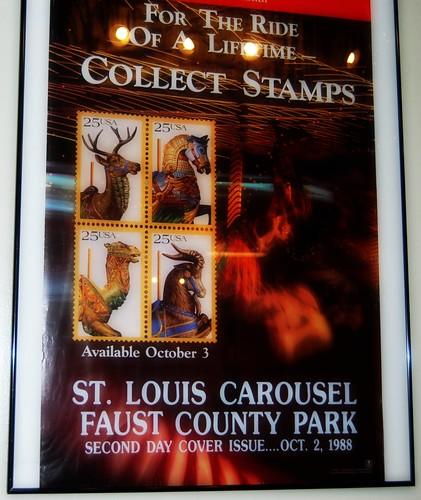 St. Louis Carousel by BeverlyDiane