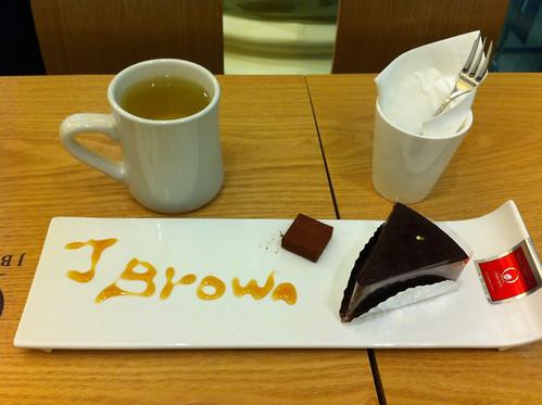 cafe j brown