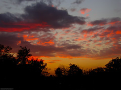 Colorful Sunset (Mohamed Abdel Samad) Tags: sunset egypt cairo scapes mygearandme mygearandmepremium mygearandmebronze mygearandmesilver mygearandmegold mygearandmeplatinum
