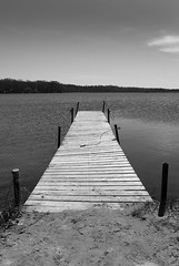 The Jetty at The Pond (D.J. De La Vega) Tags: road park new leica york trip travel lake ontario haven beach pond state jetty fair x1