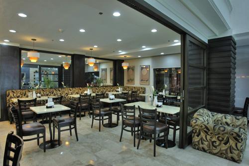 Fersal Diliman - Inn Cafe