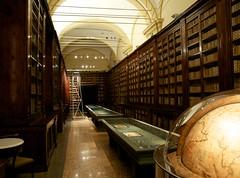 Palazzo Poggi (Renato Morselli) Tags: old italy museum italia library books biblioteca bologna museo libros livros emiliaromagna mappamondo palazzopoggi
