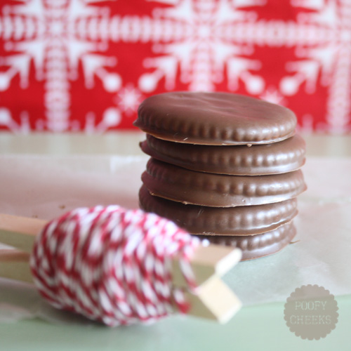 12 Days Of Christmas Thin Mint Cookie Recipe See Vanessa Craft