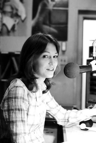 Lynda Park WMC-FM 100 - 1975 (2) by joespake