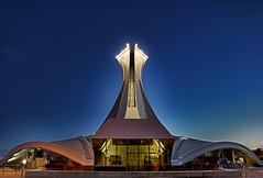 Montreal Olympic Stadium - Rear.jpg (Bob's Corner) Tags: canon is stadium montreal usm efs stade bigo olympique f3556 1585mm canonefs1585mmf3556isusm mygearandme