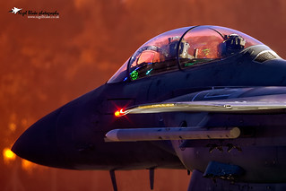McDonnell Douglas Boeing F15E Strike Eagle 91-0602