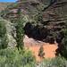 Il fiume qui è totalmente rosso (Cochabamba-Oruro)