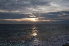 Un tramonto di fine ottobre... (Giovanni Zanghi) Tags: sunset sea sun seascape clouds canon eos is 1855 itali efs calabria 500d nocera tyrrhenian f3556 terinese