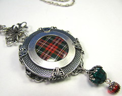 2011 Holiday Collection - Scottish Tartans Series - Dress Stewart Silver
