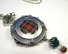 2011 Holiday Collection - Scottish Tartans Series - Dress Stewart Silver