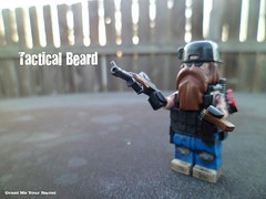 Call Sign: Tactical Beard (Grant Me Your Bacon!) Tags: