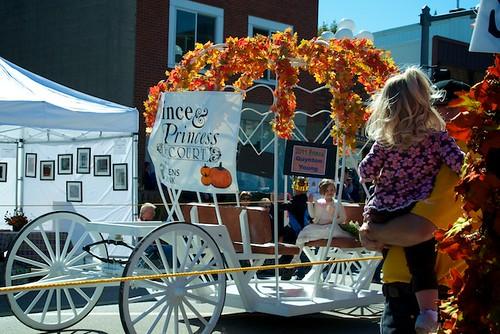 Pumpkin Festival Parade