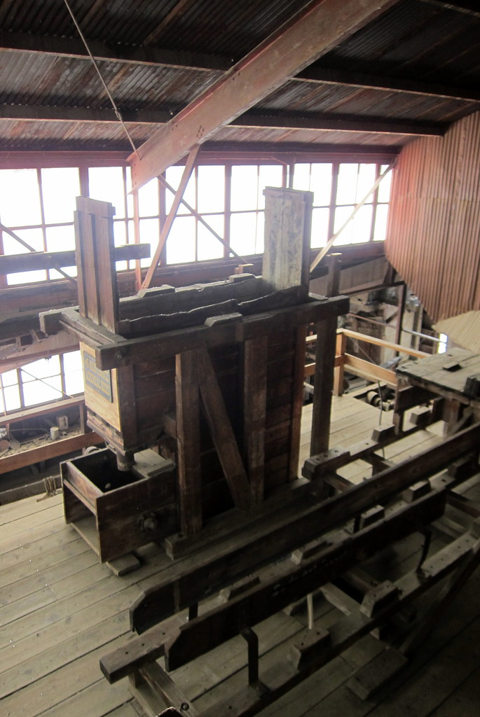 Colorado - Idaho Springs: Argo Gold Mine and Mill - Maintenance and Chemical Decks