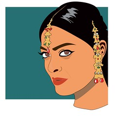Maya (cih_coloridex) Tags: india graphicdesign maya adobeillustrator novela soupopera designgrafico caminhodasindias