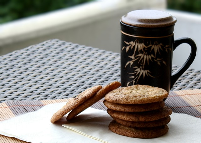Five Spice Snickerdoodles