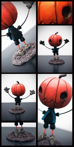 NYCC Pumpkin Head  by [rich]