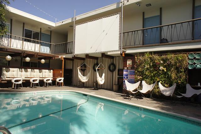 Pearl Hotel - pool