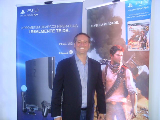 Entrevista com Mark Stanley no Brasil Game Show