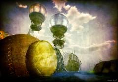 No time, no space (Lookatmy Back ( aka DarthIgorMortis )) Tags: secondlife hotairballoons textured koinup Koinup:Username=lookatmyback Koinup:WorkID=393499 timeseasky windlightededited