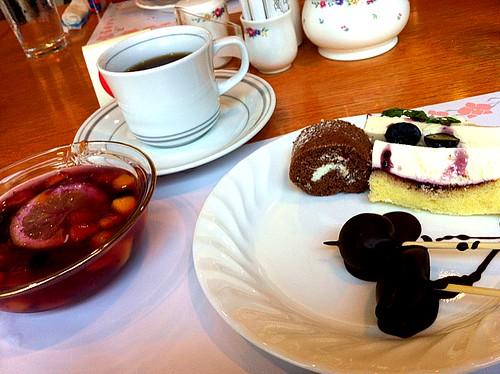 デザート!もう、至福。 #omiya1012