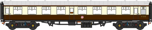 Heritage Mk1 Standard Class carriage - graphic