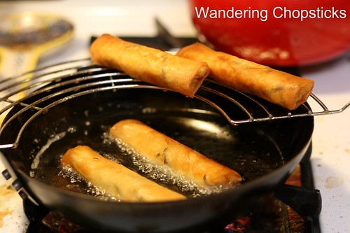 Cha Gio Chay (Vietnamese Vegetarian Egg Spring Rolls) 18