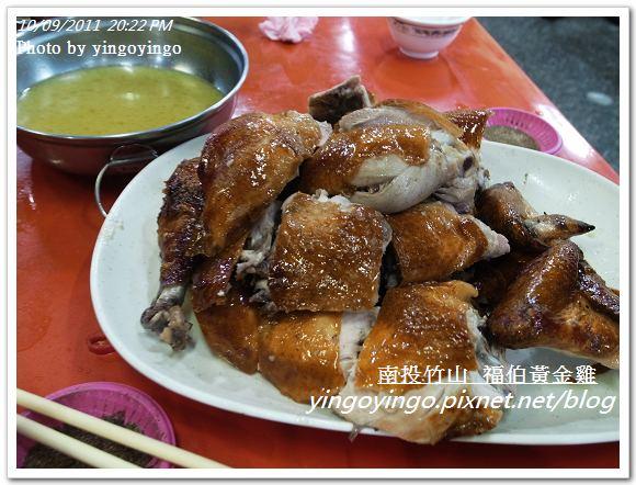 南投竹山_福伯黃金雞20111009_R0042773