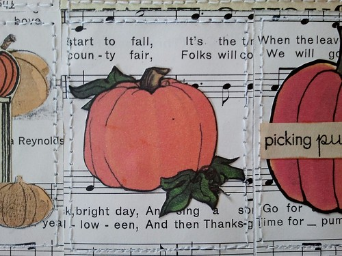 Pumpkin Tiny Book Back Cover