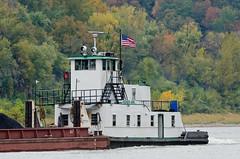 Madisen Ann (Joe Schneid) Tags: boat kentucky transportation louisville ohioriver towboat schneid inlandwaterway inlandwaterways americanwaterways madisenann joeschneid