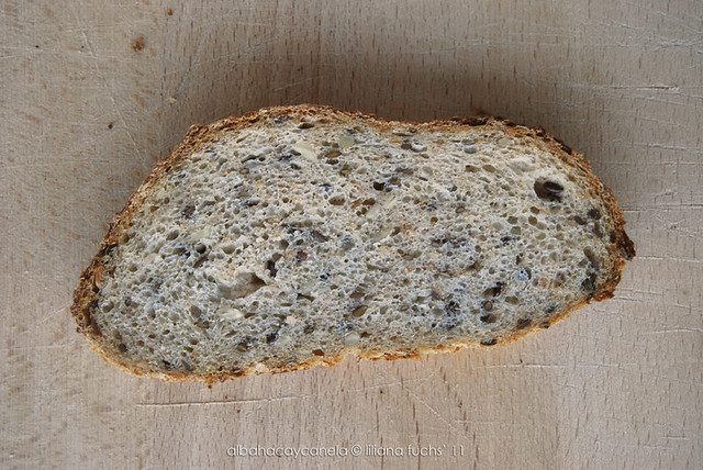 Sourdough Grain Bread