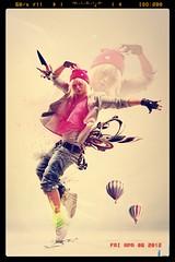 ▼▼ (ayman_ay17) Tags: pink girls light wallpaper cinema max hot color green art colors girl by logo fire graphicdesign dance 3d model graphics air baloon hip hop effect 4d ayman designed rafat