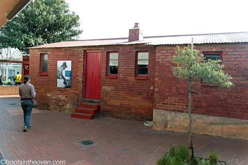 Nelson Mandela's House museum