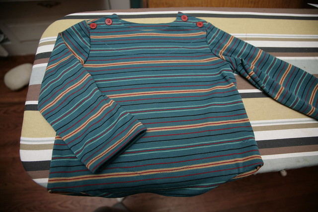 Sailboat Top.