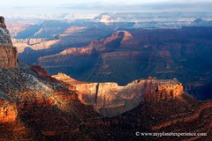 Sunrise on Grand Canyon National Park (My Planet Experience) Tags: trip travel winter vacation arizona usa holiday snow west tourism america sunrise canon landscape photography us photo nationalpark photographie tour place unitedstates image pics grandcanyon sightseeing scenic az visit icon location tourist journey western destination sight traveling visiting paysage exploration parc touring oldwest grandcanyonnationalpark amrique tatsunis ouest wwwmyplanetexperiencecom myplanetexperience rememberthatmomentlevel4 rememberthatmomentlevel1 rememberthatmomentlevel2 rememberthatmomentlevel3 rememberthatmomentlevel7 rememberthatmomentlevel5 rememberthatmomentlevel6 rememberthatmomentlevel8