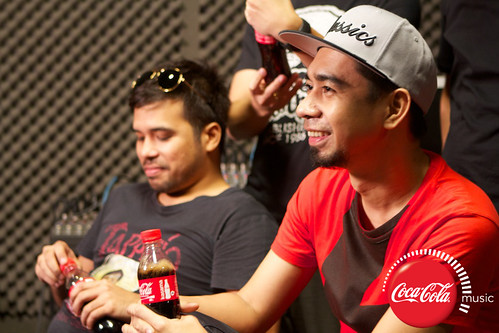 Rocksteddy and Quest at Coke Music Studio - 7