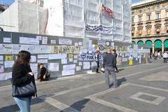 indignati1 (redazionearticolo10) Tags: milano piazza duomo proteste piazzaduomo indignati 15ottobre2011