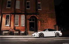 Love London! (Jacco Wilbrink) Tags: white london britain mark sony great 911 spyder turbo porsche mk2 alpha 700 mayfair mkii cabriolet 997 jacco belgravia wilbrink