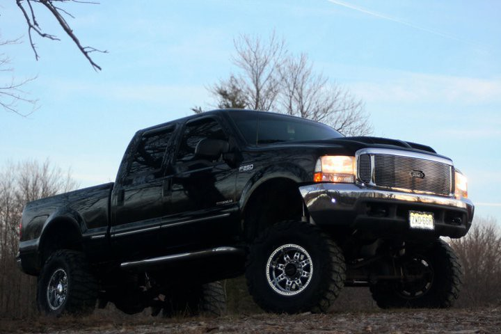 Precious-The Big Black Ford Diesel