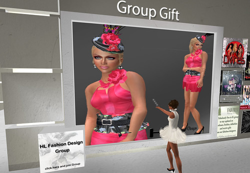 HL Fashion Design Mainstore by Cherokeeh Asteria