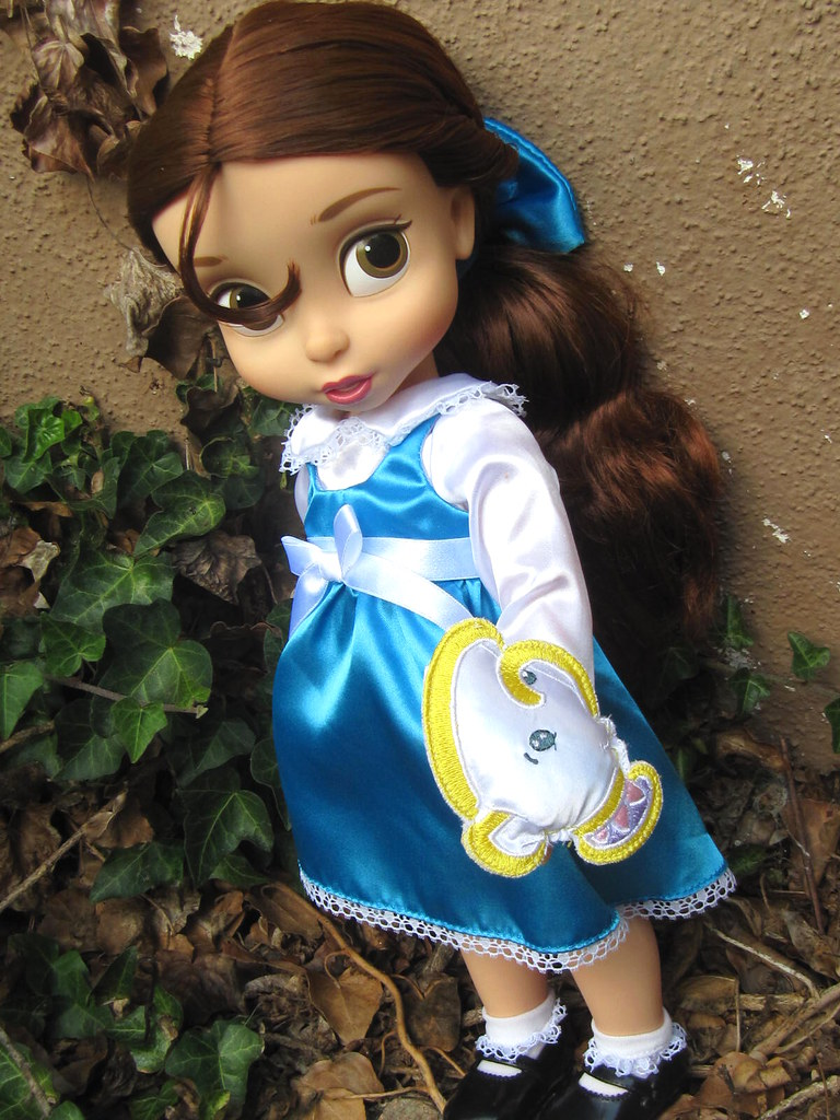 Toddler Belle