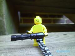 minigun GI BRICK contest entry (~brickicon~) Tags: she life new 2 6 3 death 1 lego 10 5 buttons 4 wwii arc 7 8 9 it we ww2 they he minigun 2012 prototypes 2014 hac 2013 modrn brickarms