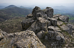 DSC_0464sm (moonchildusko) Tags: mountain landscape stones macedonia scenary endoftheday kokino