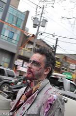 Zombie_Walk_250 (Pardon The Lens) Tags: toronto ontario canada halloween dead scary blood nikon zombie makeup brains gore undead downtowntoronto zombiewalk torontozombiewalk tzw nikond90 102211 zombiewalktoronto braindrive torontozombiewalk2011 oct2211 tzw11 tzw2011
