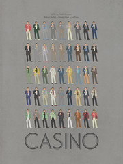 Casino (Ibraheem Youssef) Tags: film illustration martin graphic minimal posters tribute scorsese ibraheem youssef